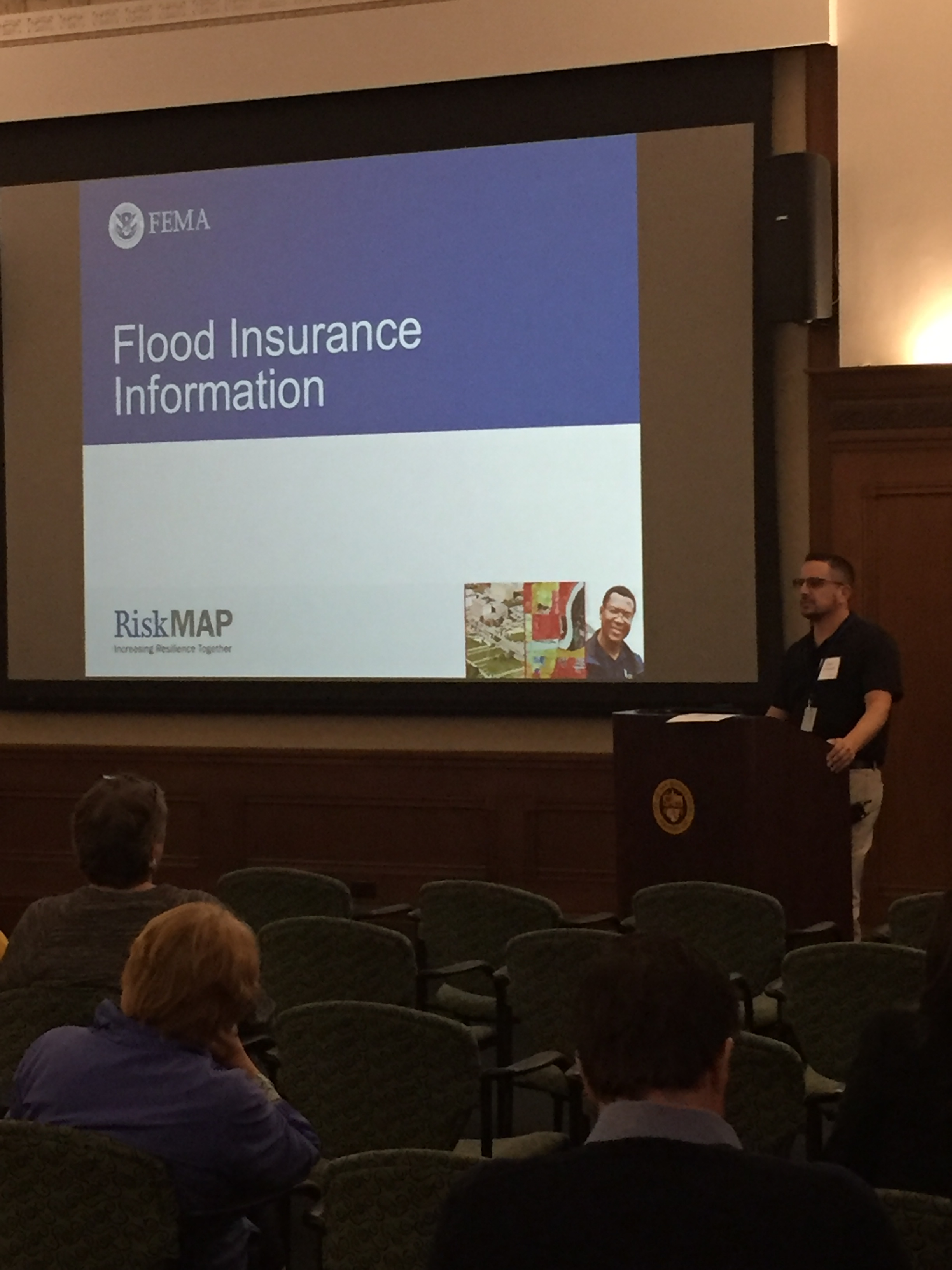 FEMA Presentation on Flood Insurance